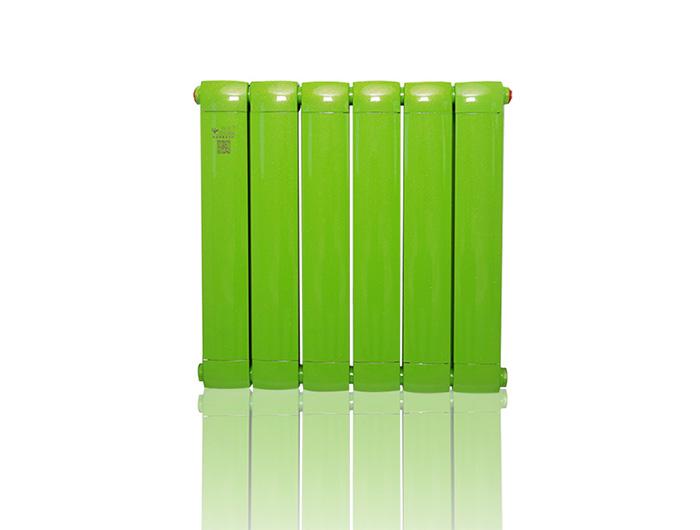13铜铝复合100×80型600×6柱绿色