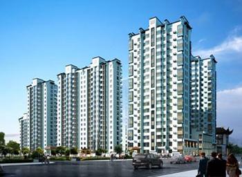 邢台市永康中心20#、21#楼散热器项目