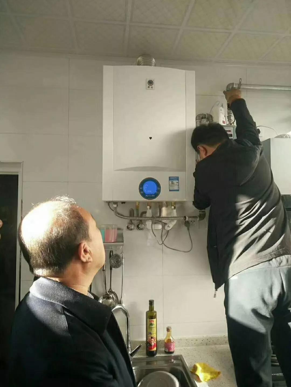 一招教你壁挂炉如何注水、补水、防冻
